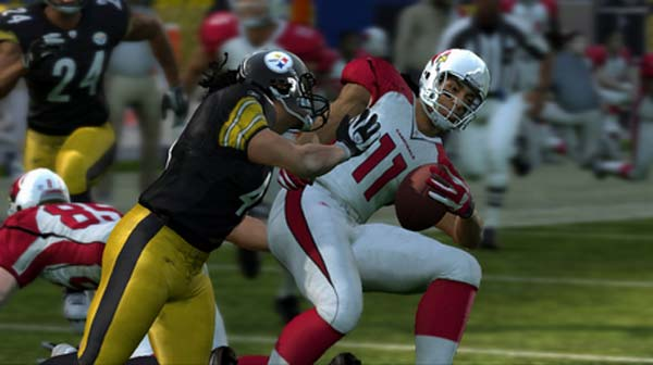Madden EA Football Class Action Screenshot Screen