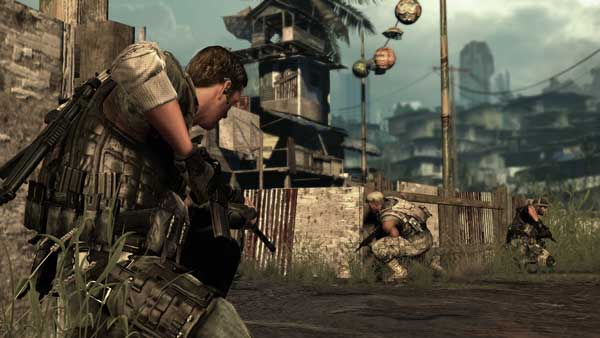 Socom 4 Screenshot