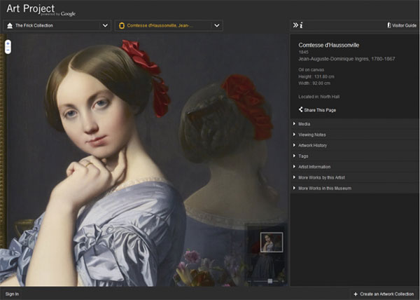 Google Art Project Screenshot